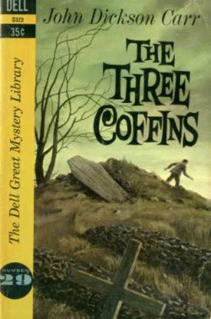Dell Books - The Three Coffins - John Dickson Carr
