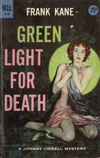 Dell Books - Green Light for Death