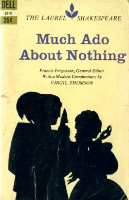 Dell Books - Much Ado About Nothing