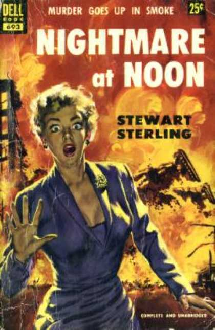 Dell Books - Nightmare at Noon - Stewart Sterling
