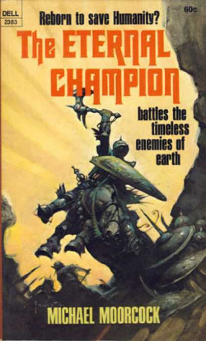 Dell Books - The Eternal Champion - Michael Moorcock