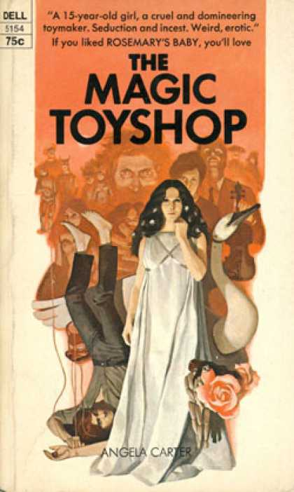 Dell Books - The Magic Toyshop - Angela Carter