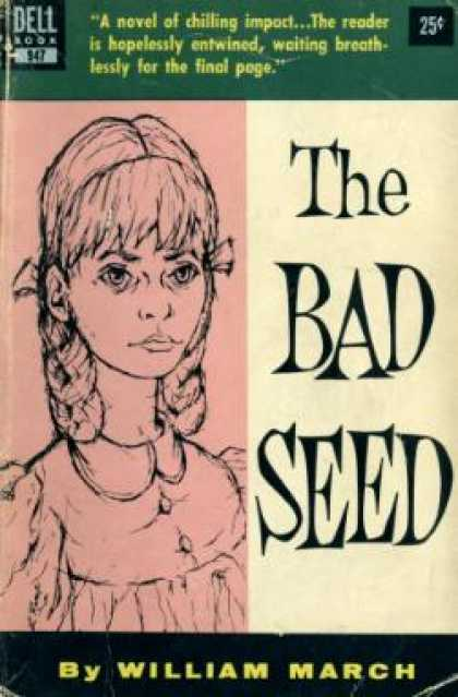 Dell Books - The Bad Seed