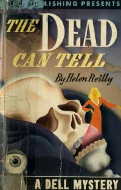 Dell Books - The Dead Can Tell - Helen Reilly