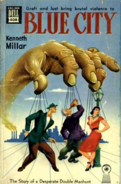 Dell Books - Blue City - Kenneth Millar