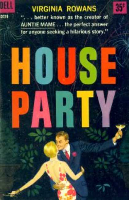 Dell Books - House Party