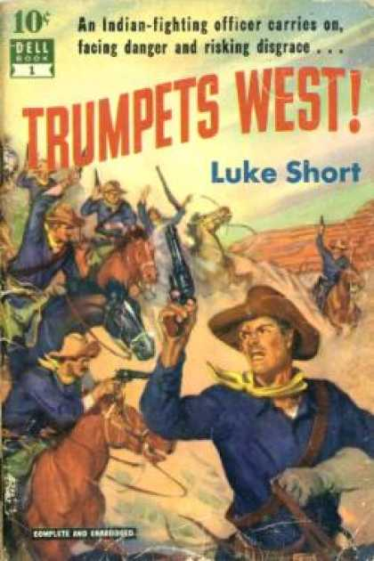 Dell Books - Trumpets West! - Luke Short