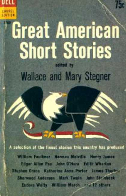 Dell Books - Great American Short Stories - Wallace; Stegner, Mary Stegner