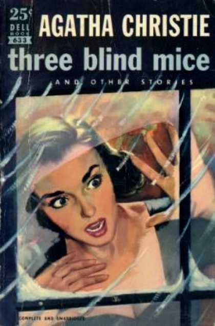 Dell Books - Three Blind Mice and Other Stories