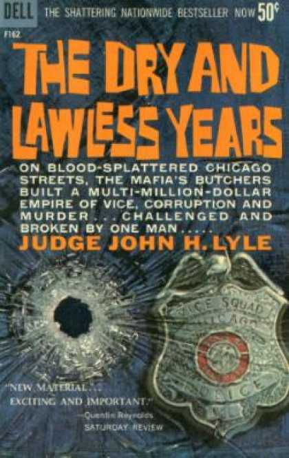 Dell Books - The Dry and Lawless Years - John H Lyle