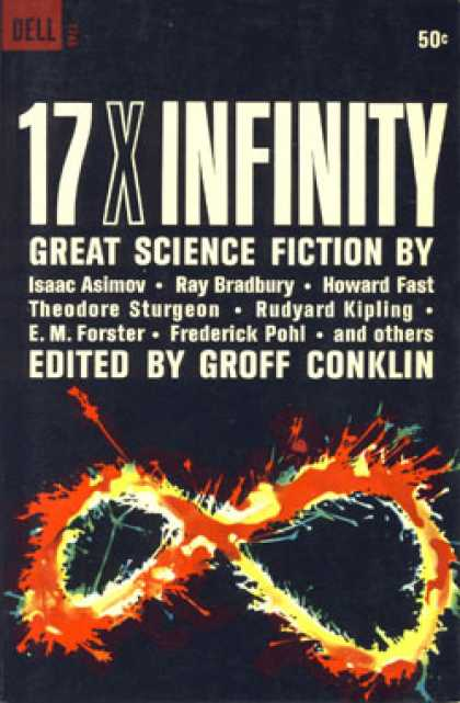 Dell Books - 17 X Infinity