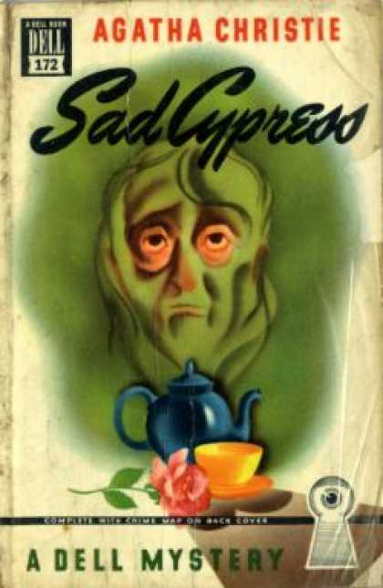 Dell Books - Sad Cypress - Agatha Christie