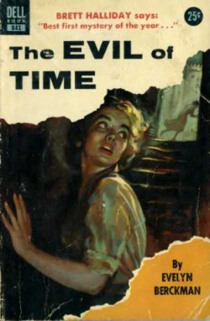 Dell Books - The Evil of Time - Evelyn Berckman