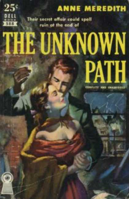 Dell Books - The Unknown Path - Anne Meredith
