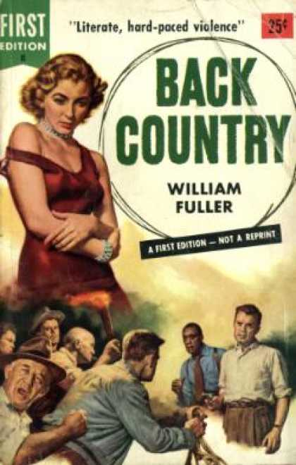 Dell Books - Back Country - William Fuller