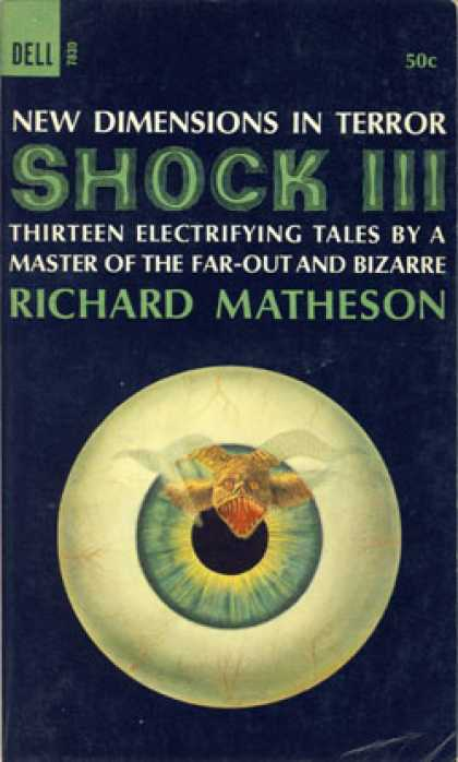 Dell Books - Shock 3 - Richard Matheson