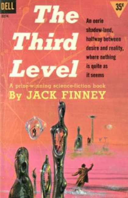 Dell Books - The Third Level - Jack Finney