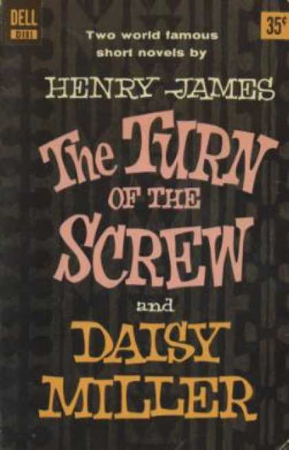 Dell Books - The Turn of the Screw and Daisy Miller - Henry James