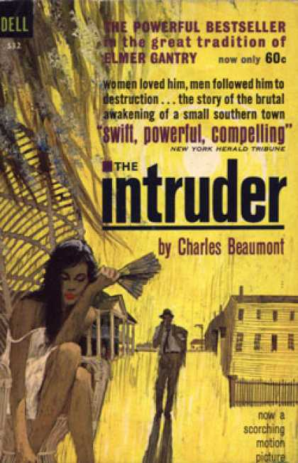 Dell Books - The Intruder - Charles Beaumont