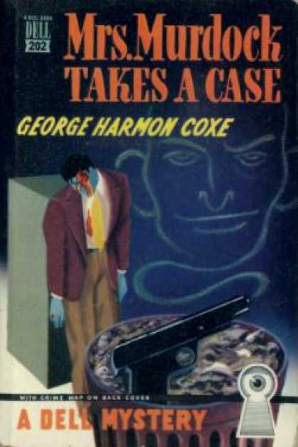 Dell Books - Mrs. Murdock Takes a Case - George Harmon Coxe