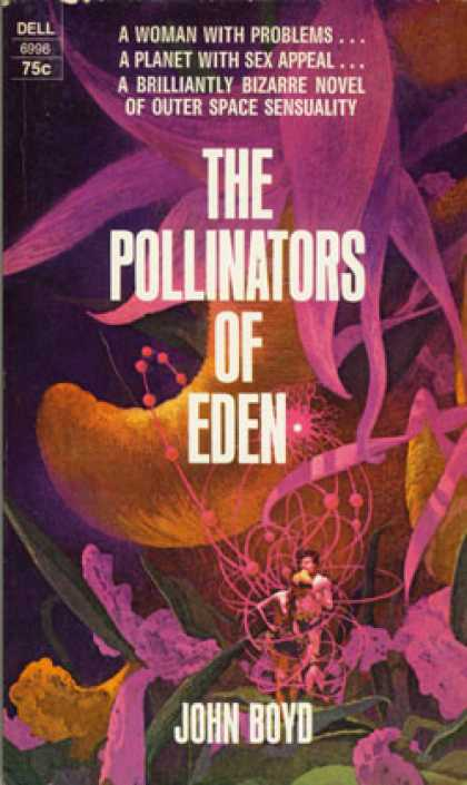 Dell Books - The Pollinators of Eden - John Boyd