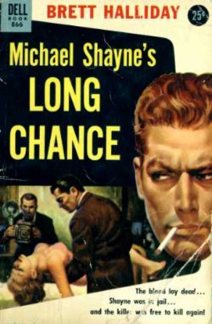 Dell Books - Michael Shayne's Long Chance
