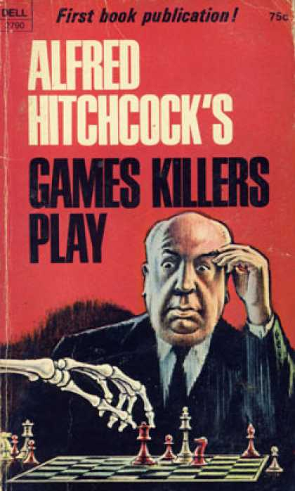Dell Books - Alfred Hitchcock's Games Killers Play