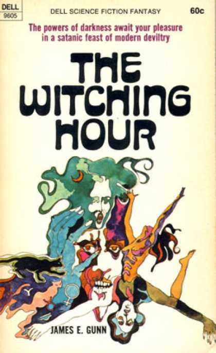 Dell Books - The Witching Hour - James E. Gunn