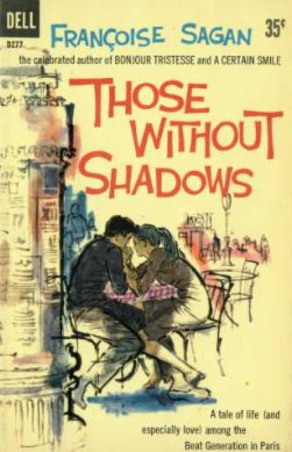 Dell Books - Those Without Shadows