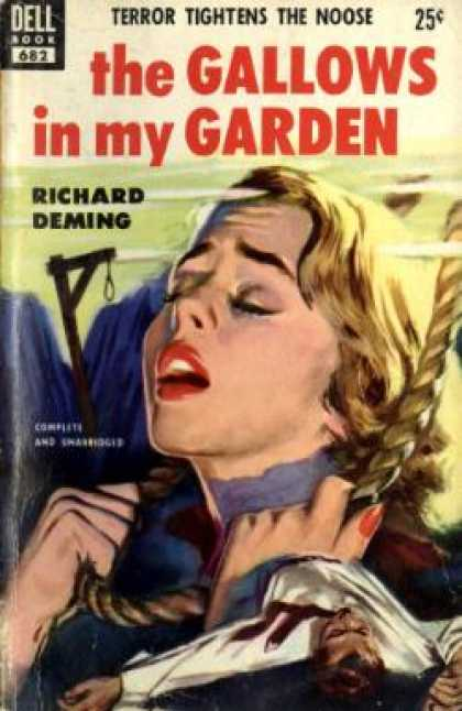 Dell Books - The Gallows In My Garden - Richard Deming