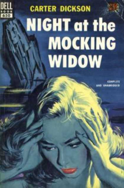 Dell Books - Night at the Mocking Widow