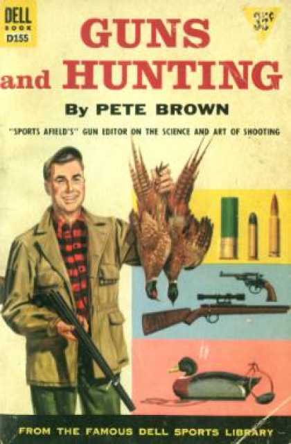 Dell Books - Guns and Hunting - Pete Brown