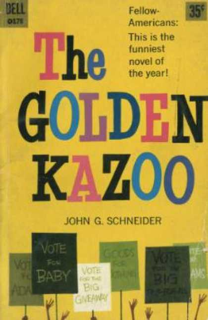 Dell Books - The Golden Kazoo - John G Schneider