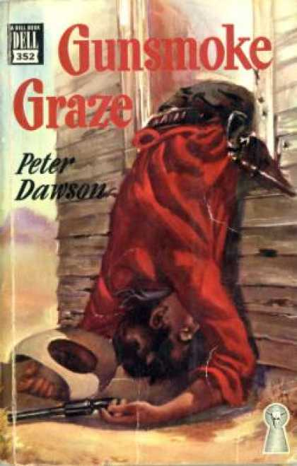 Dell Books - Gunsmoke Graze