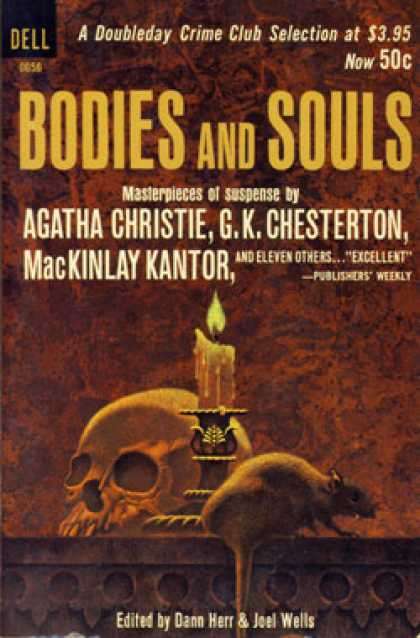 Dell Books - Bodies and Souls - Dan and Wells, Joel Edited By Herr