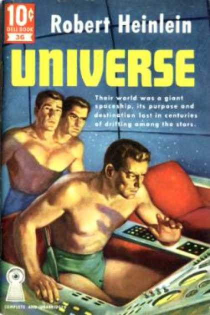 Dell Books - Universe