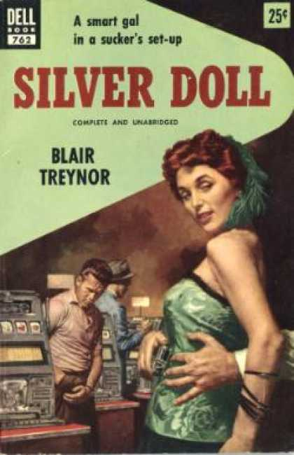 Dell Books - Silver Doll - Blair Treynor