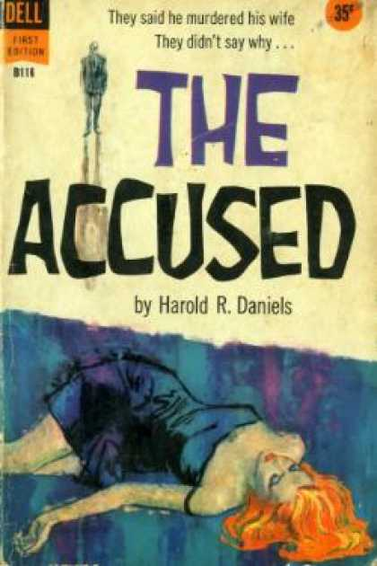 Dell Books - The Accused