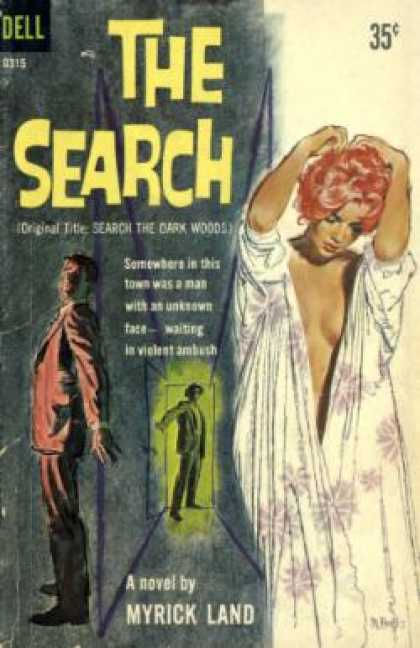 Dell Books - The Search