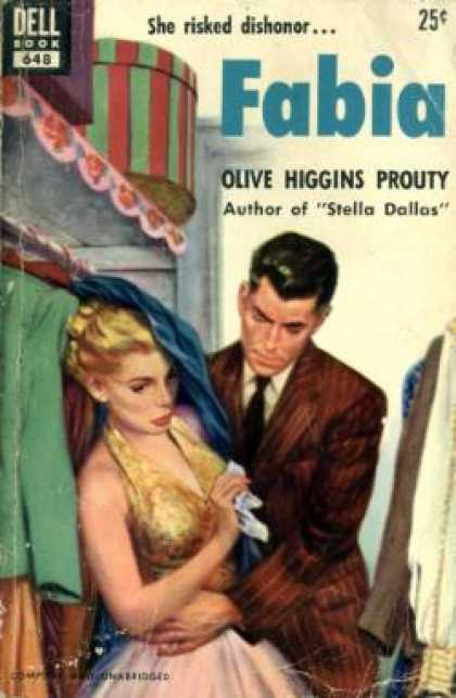 Dell Books - Fabia - Olive Higgins Prouty