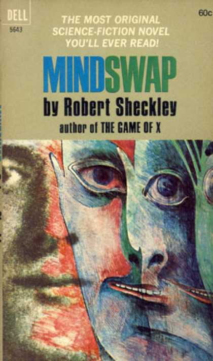 Dell Books - Mindswap - Robert Sheckley