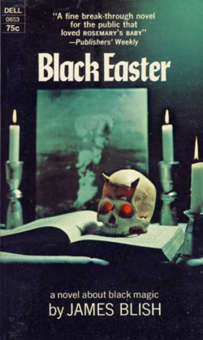 Dell Books - Black Easter - James Blish