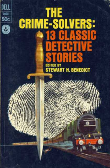 Dell Books - Crime Solvers: Thirteen Classic Detective Stories - Stewart H. Benedict