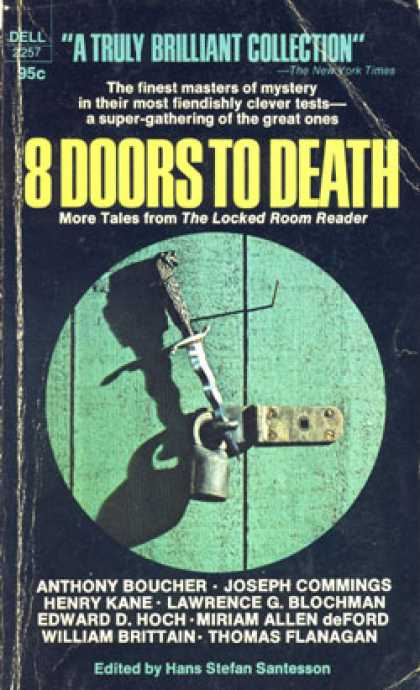 Dell Books - 8 Doors To Death