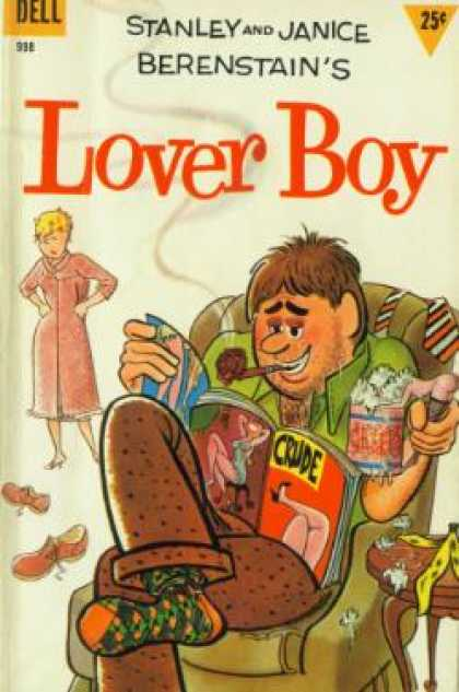 Dell Books - Lover Boy