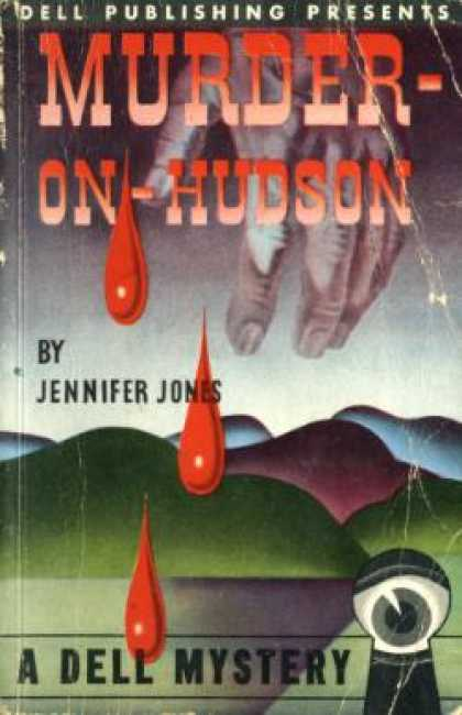 Dell Books - Murder-on-hudson