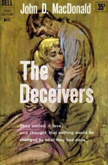 Dell Books - The Deceivers