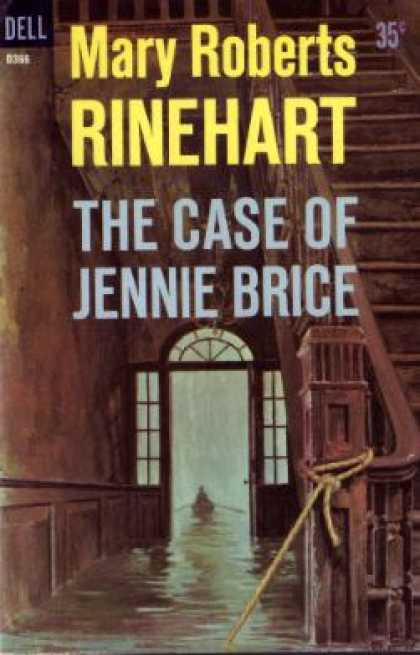 Dell Books - The Case of Jennie Brice