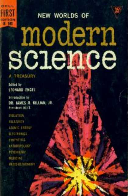 Dell Books - New Worlds of Modern Science