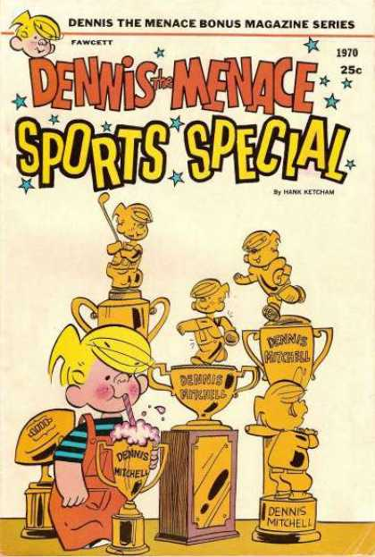 Dennis the Menace Bonus Magazine 77
